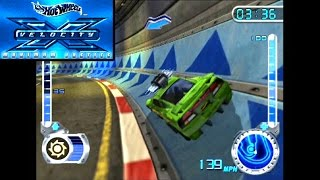 Hot Wheels Velocity X: Maximum Justice ... (PS2)