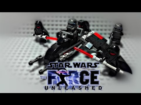 LEGO Star Wars The Force Unleashed - Shadow Troopers (75079) - Review + Upgrade