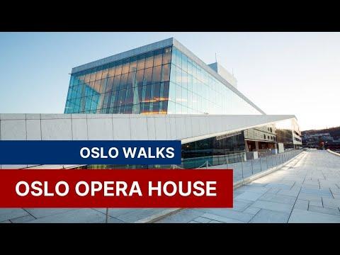Oslo Walks: Oslo Opera House & Bjørvika