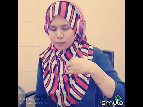 Rosma Af1 - MENAHAN RINDU ( Cover Version )