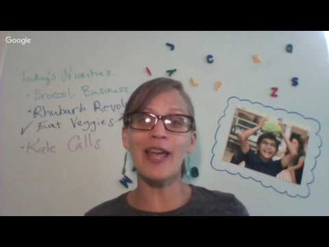 Food Tank Webinar: The Business of Broccoli with Amber Stott