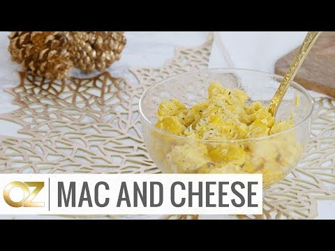 How To Make A Creamy And Healthy Mac And Cheese For Thanksgiving