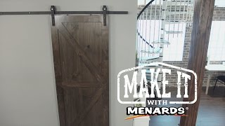 Sliding Door Hardware - Make It With Menards