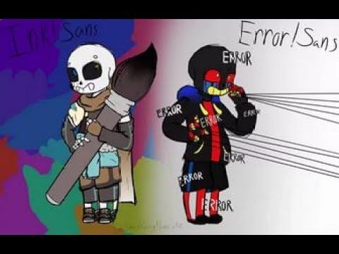 Очень классный комикс   Реакция на комикс Undertale Errorink