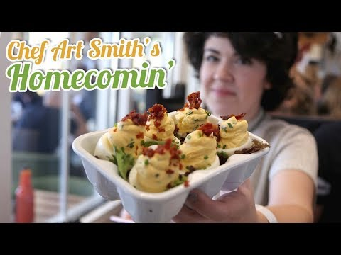 Chef Art Smith's HOMECOMIN' at Disney Springs | WDW Jan. 2018 Vlogs