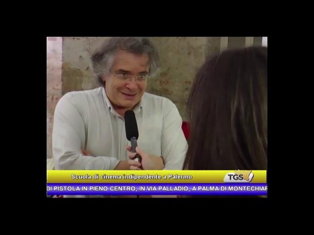 PIANO FOCALE SCUOLA DI CINEMA servizio tgs