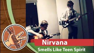 Nirvana - Smells Like Teen Spirit (feat. Саша)