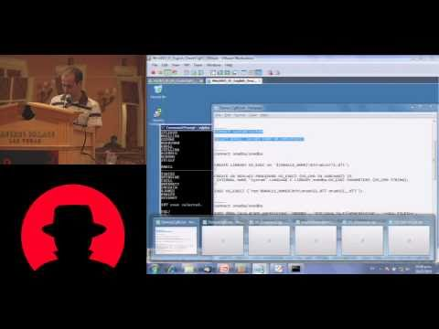 Black Hat USA 2010: Hacking and Protecting Oracle Database Vault 2/5