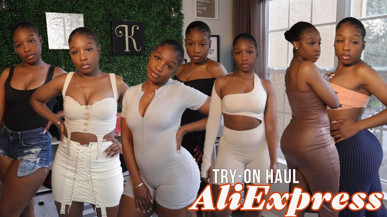 AliExpress Clothing Haul (Budget Friendly!) | HerNameKaya