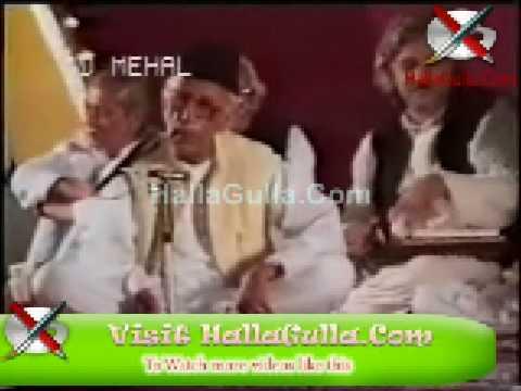 Mushaira Tabish Dehalvi Ghazal HallaGulla Com
