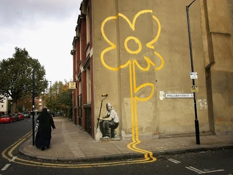 Banksy: Geographic profiling 'proves' artist really is Robin Gunningham, according to scientists