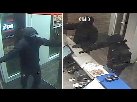 Heemskerk: Twee gewapende overvallen Domino's Pizza aan het Bachplein