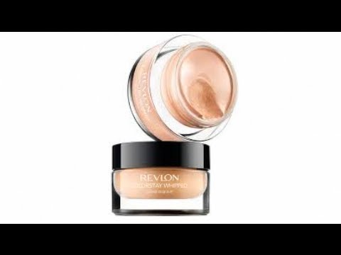Revlon Colorstay Whipped Creme Foundation Review + Demo thumbnail