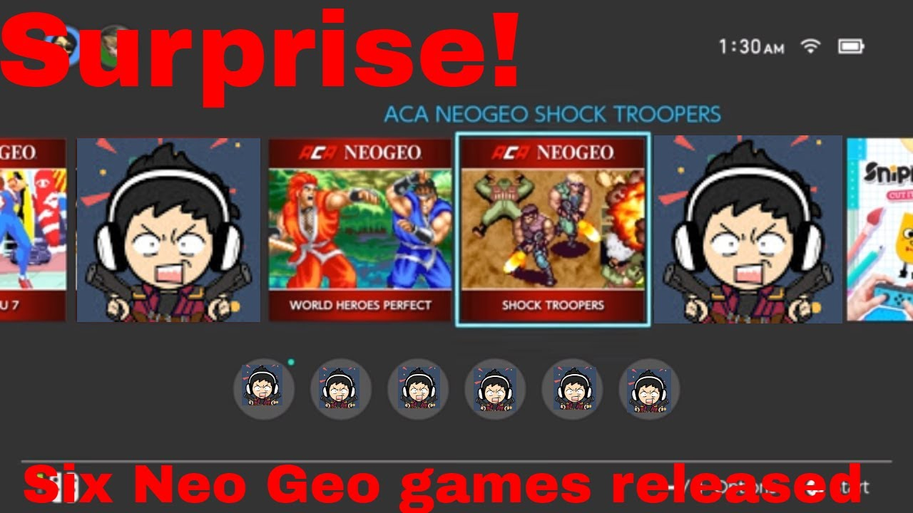 Six Neo Geo Games Released On The Switch   My Thoughts On Each One