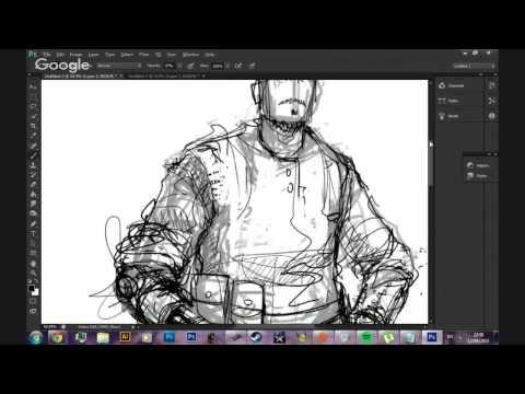Digital Character Art