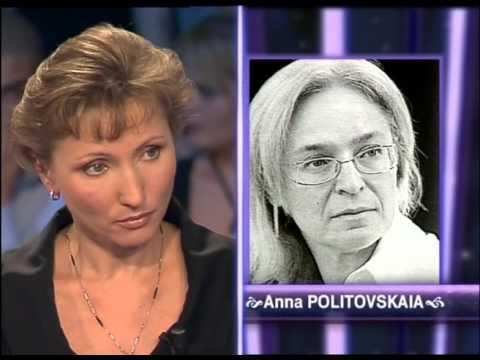 Marina Litvinenko - On n'est Pas Couché 30 Juin 2007 # ONPC