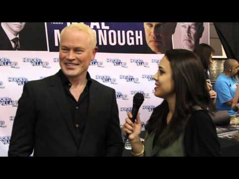HVFF  Arrow's Neal McDonough On The Freedom Of Playing Damien Darhk