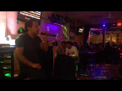 Marlon Brando karaoke time!