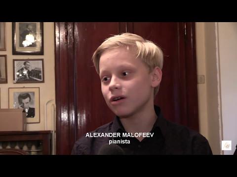 "Alexander Malofeev al Festival Pianistico: giovanissimo ""genio"""