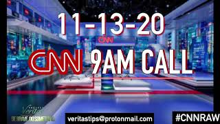 #CNNTAPES RAW 11-13-20
