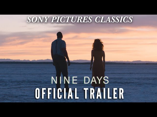 NINE DAYS | Official Trailer (2021)