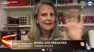 ¡Brutal zasca de Isabel San Sebastián a Ángels Barceló¡: eres una periodista al servicio de Iglesias