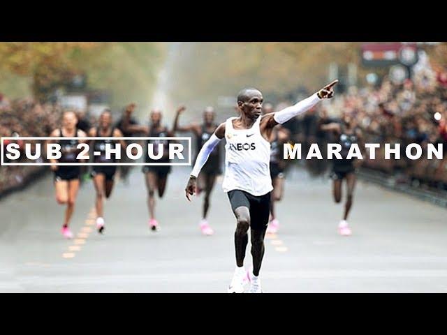 How Eliud Kipchoge Ran a Sub 2 Hour Marathon