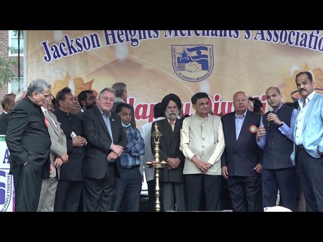 Jackson Heights Merchants' Association Present 32nd Annual Diwali Mela - Queens - New York