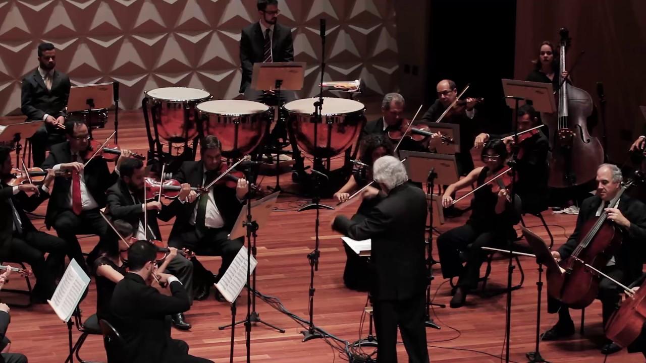 Camargo Guarnieri: Concerto para cordas e percussão | Orq. Sinf. da UFRJ - Reg.: Lutero Rodrigues