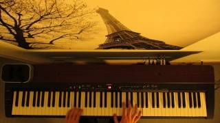 Oothan tässä vielä huomenna (Piano cover)