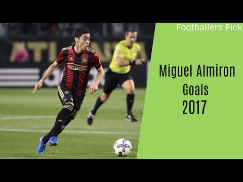 Miguel Almiron - Best Moments with Atlanta United 2017