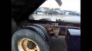 GovDeals: 1997 International 4900 Single Axle Dump Truck - S