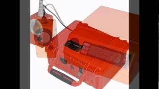 Газоанализатор ГСБ-3М