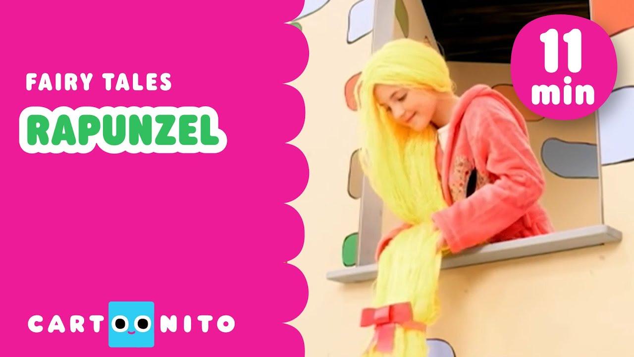 Download Rapunzel | Fairytales for Kids | Cartoonito UK