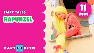 Rapunzel | Fairytales for Kids | Cartoonito UK
