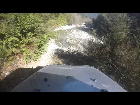 SYLVESTER LAKE OFFROADING TRAIL RIDE