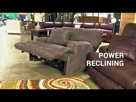 Catnapper Monaco Power Sectional, Power Sofa, Power Loveseat And Power Recliner At Big Sandy