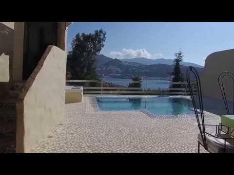 Private Pool Suite Tour - Agalia Boutique Hotel on Ios Island, Greece
