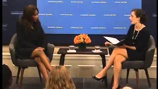 Global Ethics Forum: A Conversation with Dambisa Moyo