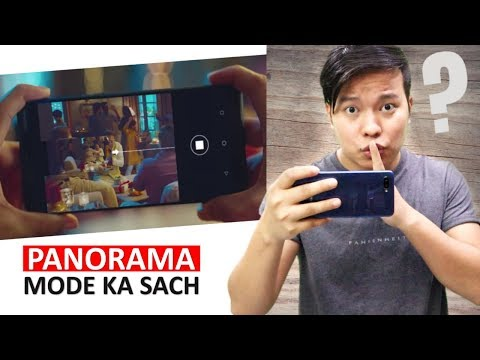 How PANORAMA Mode Works On Smartphone Camera ??