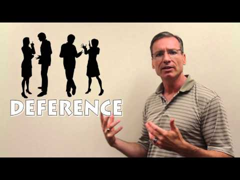 Impression Management - Dr. Dean Cleavenger