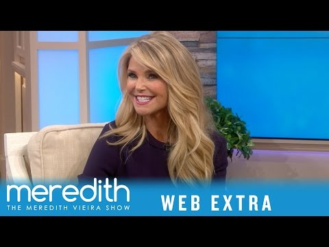 Christie Brinkley Answers Our Audience's Questions! | The Meredith Vieira Show