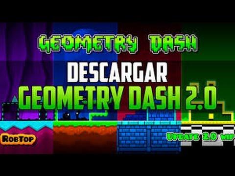 Como Descargar Geometry Dash 2.0.Link De Mediafire