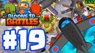 ALL MAX LEVEL FLYING TOWERS! | Bloons TD Battles Gameplay Part 19 (BTD Battles)