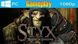 Styx: Master of Shadows Gameplay PC Ultra Max Settings [GTX 760 OC 4GB] 1080p