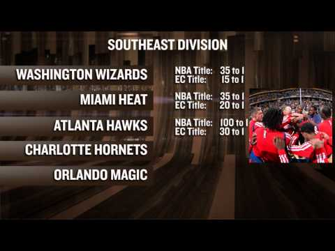 NBA Futures Odds: Southeast Division Preview