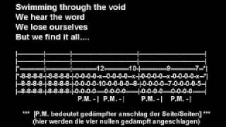 System of a Down - Aerials Lyrics + Guitar Tabs
