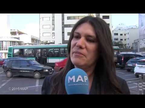 Le Maroc, un hub économique et culturel...( Directrice de la CGI )