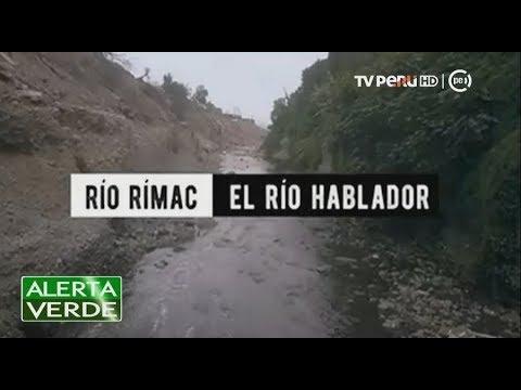 Ingeniosa campaña busca evitar el arrojo de basura al río Rímac