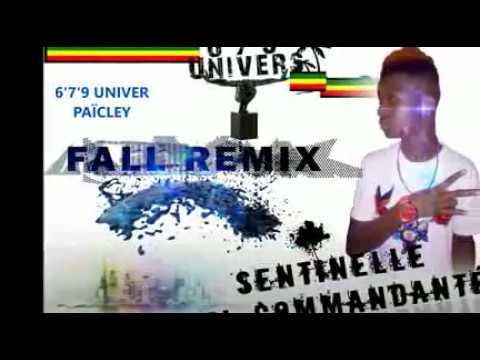 "SENTINELLE EL COMMANDANTE  ""FALL REMIX"""